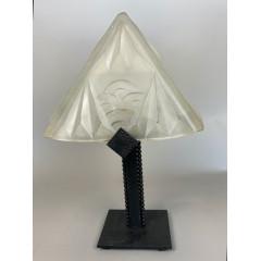 Art Deco Lamp by Degue